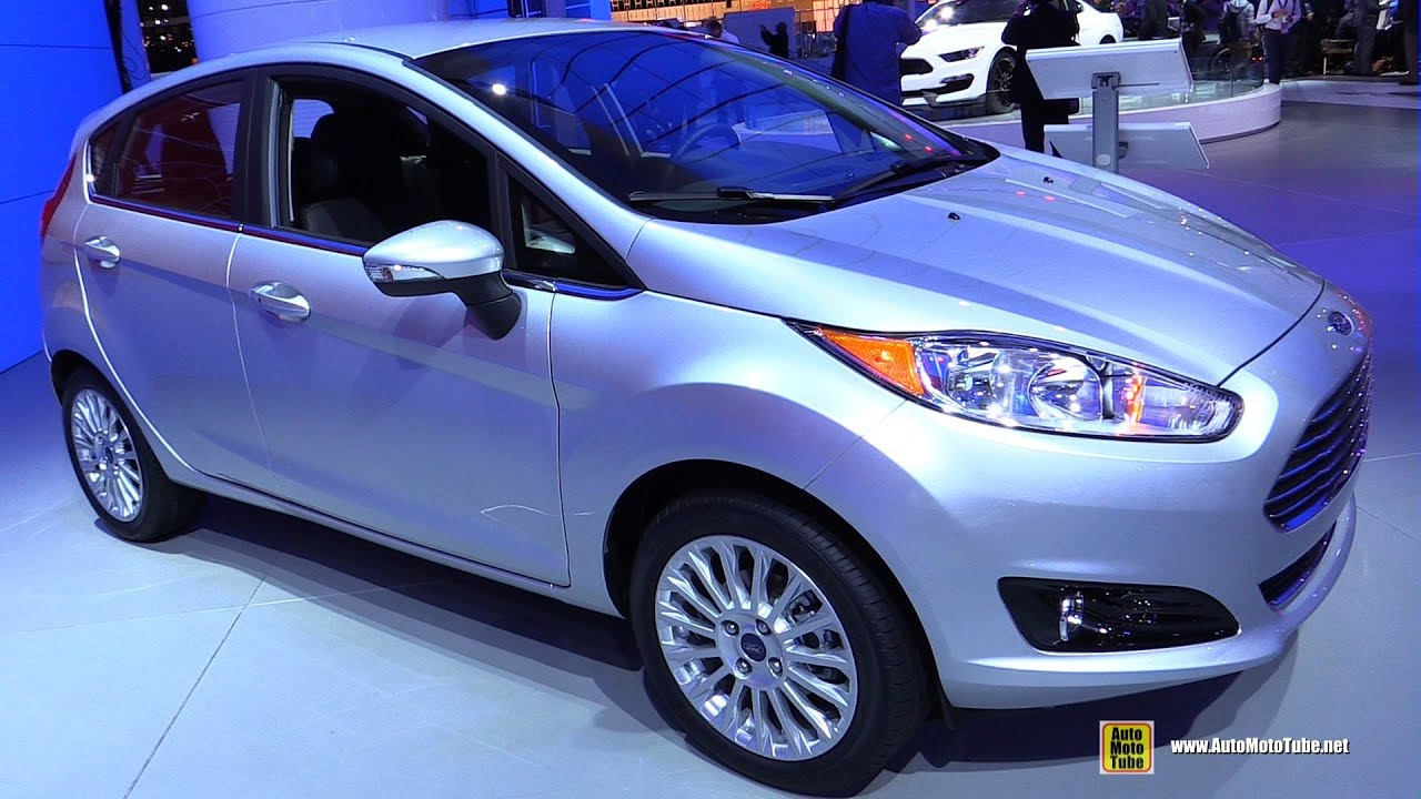 fiesta youtube watch appearance ford hatchback walkaround se