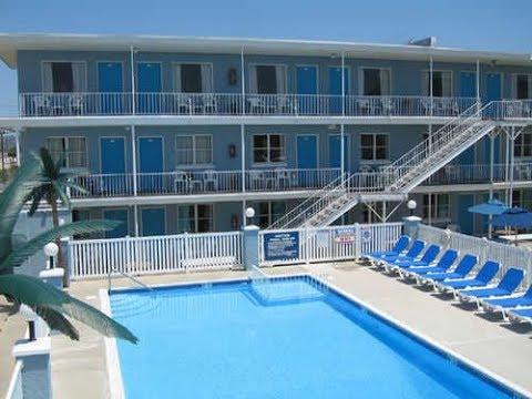 Sandy Shores Resort - North Wildwood Hotels, New Jersey