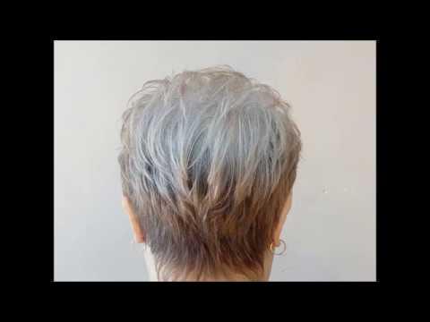Короткая стрижка на тонкие и редкие волосы