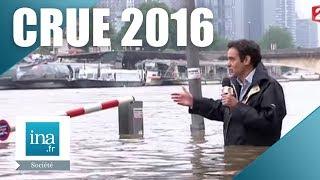 Juin 2016, inondations records en France | Archive INA