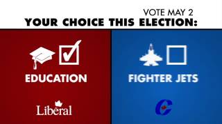 Liberal ad: Your Choice this Election (2011)