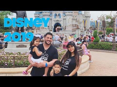 DISNEY WORLD FAMILY VACATION 2019 | VLOG