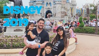DISNEY WORLD FAMILY VACATION 2019 | VLOG