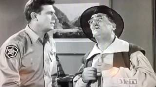 Andy Griffith - Hail to Mayberry by Floyd The Barber