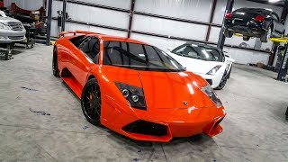 My Cheap Fast & Furious Lamborghini Is WORSE Than I Thought - GARAGE UPDATE