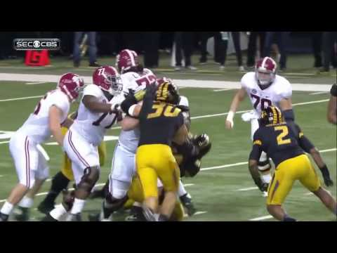 2014 SEC Championship Game - #1 Alabama vs. #14 Missouri Highlights