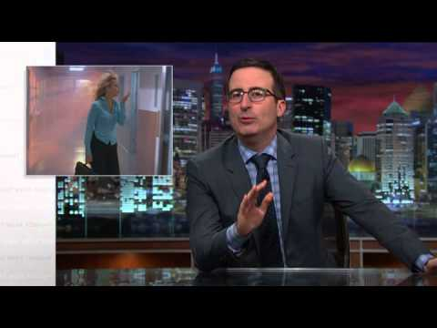John Oliver takes down pharmaceutical sales reps