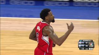 NBA: CP3 Lobs the Sweet Dish to DeAndre for Duece