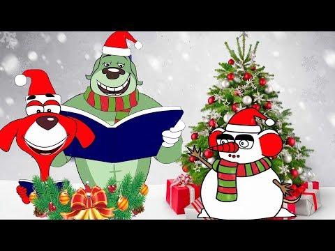 Rat-A-Tat |'Icey Snowman Rat a Tat Christmas Songs Cartoons'| Chotoonz Kids Funny Cartoon Videos