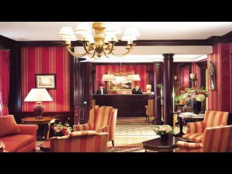 Franklin Roosevelt Hotel,4 star hotels in paris, paris hotels