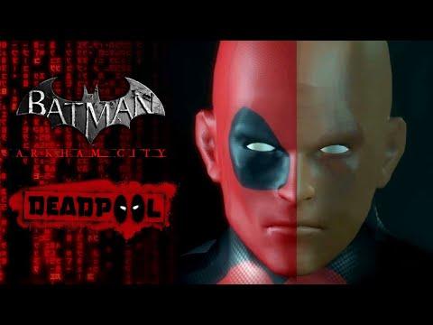 Batman Arkham City: Deadpool
