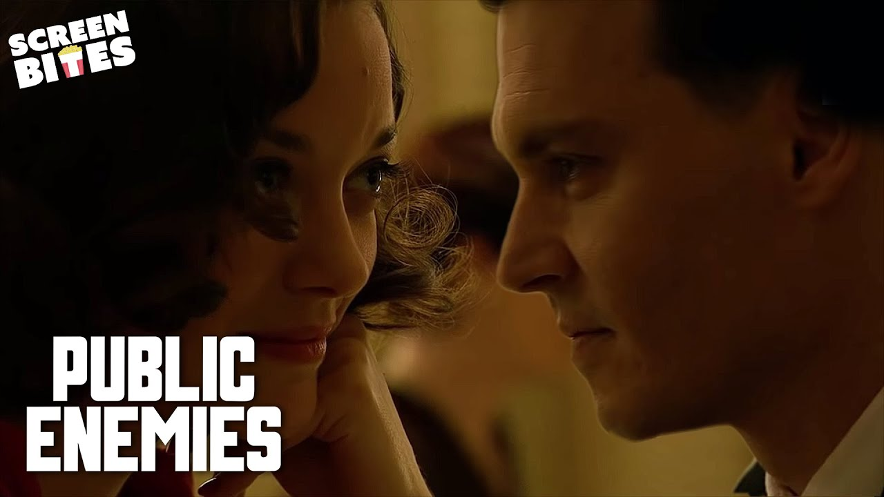 Public Enemies Marion Cotillard And Johnny Depp Dinner Scene Official Hd Video Youtube