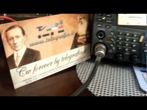 QSL - MORSE CODE - RADIOTELEGRAPHY  -  Intangible Cultural Heritage
