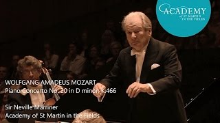 Sir Neville Marriner and the Academy of St Martin in the Fields