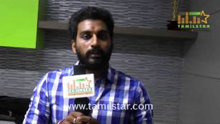 Sugu Venkat At Jigina Movie Team Interview