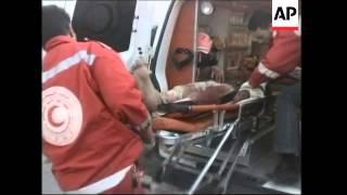 Israeli navy fires on boat near Gaza-Egypt border