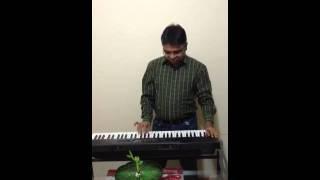 Pankhida o pankhida gujarati garba piano