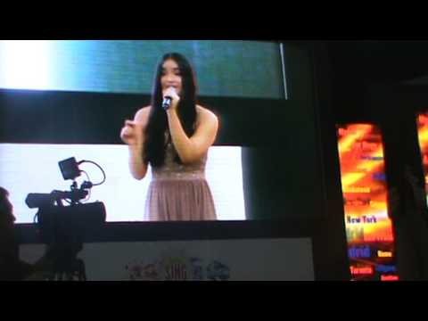 Sing Pilipinas Global Competition -#4  Los  Angeles City Champion