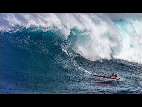 Robby Naish & Naish team  - The return of a legend in Maui, Hawaii