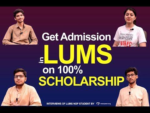 LUMS NOP students Interview
