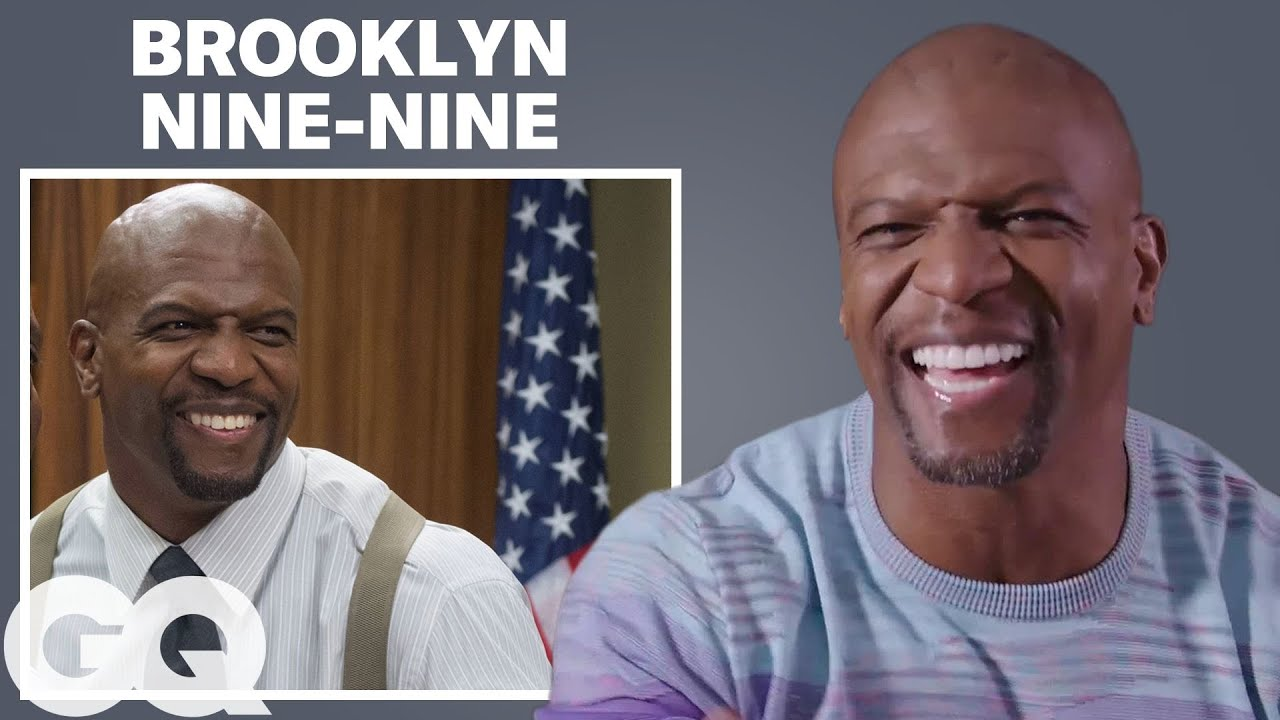 Terry Crews Breaks Down His 10 Most Iconic Characters | GQ