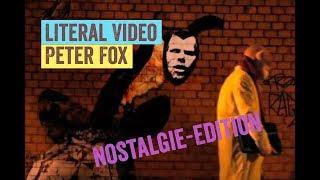 Literal Video - Nostalgie-Edition: PETER FOX - SCHWARZ ZU BLAU