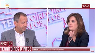 Best of Territoires d'Infos -  Pascal Pavageau (22/05/18)