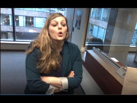 Meet Kate Dutton - Victoria Crown Counsel Prosecutor
