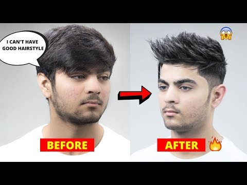 AMAZING haircut Transformation of Indian boy 2020 😱 Best Men's and boys haircuts 2020