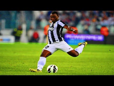 Kwadwo Asamoah | Best Skills, Runs & Passes | HD 720p