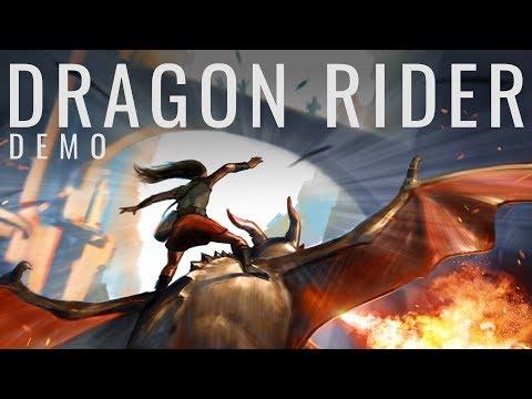 War Dragons | Dragon Rider Demo