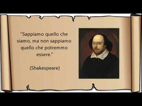 Le Frasi Piu Famose Di Shakespeare.Alcune Tra Le Frasi Piu Belle Di William Shakespeare Youtube