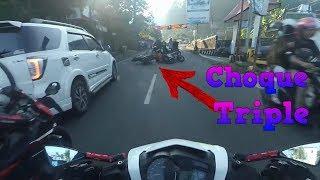 Caidas y Choques de Motos Motorcycle Crash Parte 7 2017