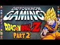 Dragon Ball Z Games Part 2 - Did You Know Gaming? Feat. TeamFourStar (KaiserNeko)