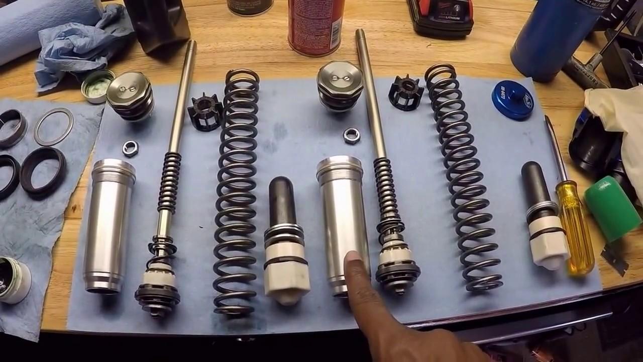 Kawasaki Fork Tools