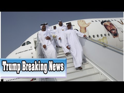 Dubai air show opens with emirates and boeing reached $15.1b agreement | Trump breaking news