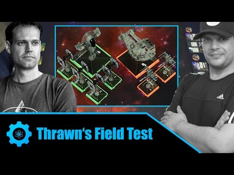 TIE/FO Fighters vs. T-70 X-Wings | X-Wing Miniatures Game Battle Report