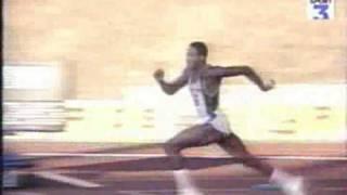 High Jump World Record 2.45 - Javier Sotomayor