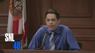 A lawyer (Taraji P. Henson) tries to prove a teacher (Cecily Strong) took advantage of her student (Pete Davidson) but instead learns the affair only had positive ...