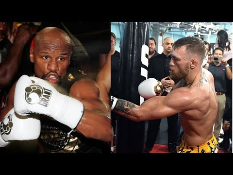 Floyd Mayweather Reveals His Secret Strategy for the McGregor Fight