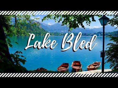 SLOVENIA || Lake Bled & Postojna Cave Day Tour || Travel Vlog