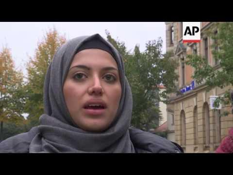 Syrian Refugee Family Adjusting To German Life