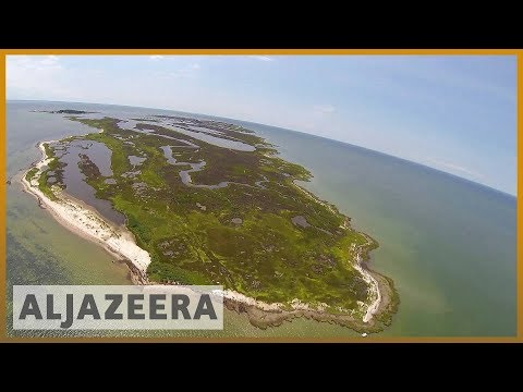 🇺🇸Can Tangier Island be first climate change casualty in the US? | Al Jazeera English