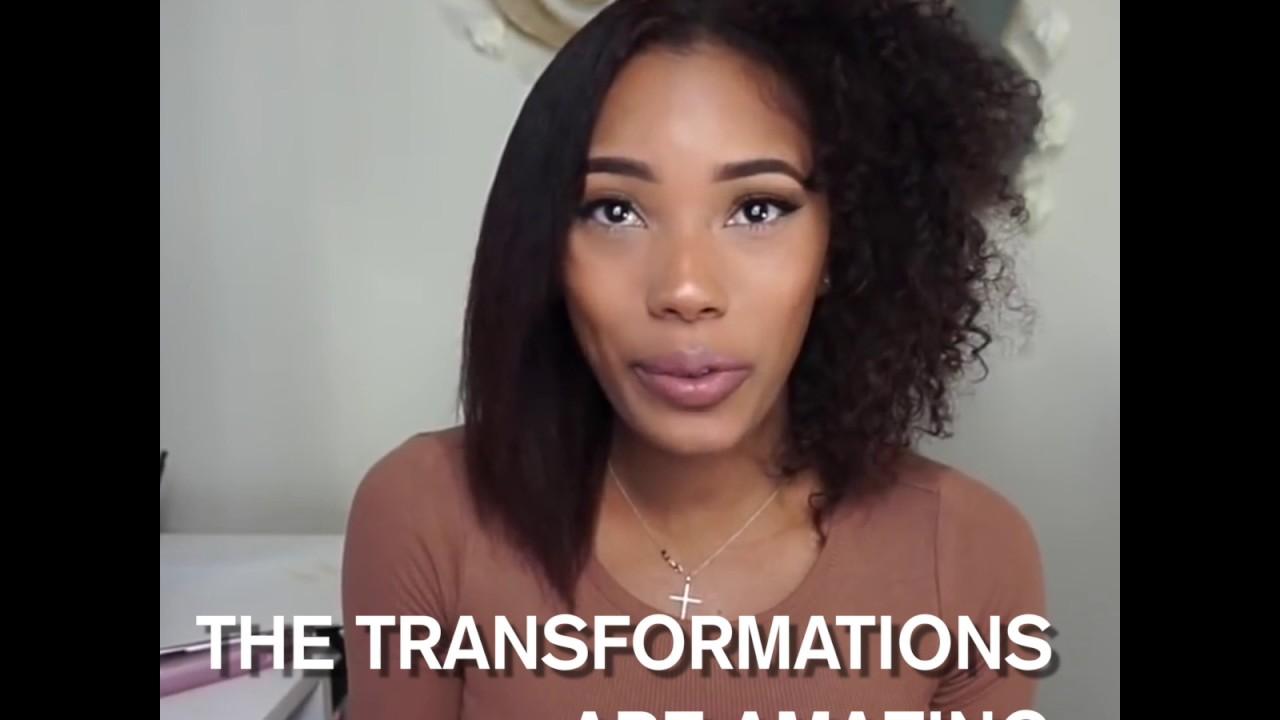 Hair Steam Straightener YouTube
