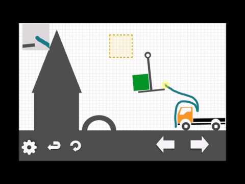Brain it on the truck apps on google play this is a physics puzzles game the goal of the game is simple to move the green cube in the yellow area to do this you have a car crayon and brains ccuart Image collections