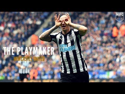 Jonjo Shelvey | The Playmaker (Skills & Goals Newcastle United)