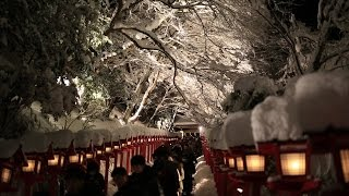 (Snow in Kyoto) 雪の京都(2017/1/15)