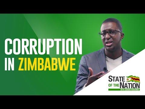 Corruption in Zimbabwe | State of The Nation with Zororo Makamba