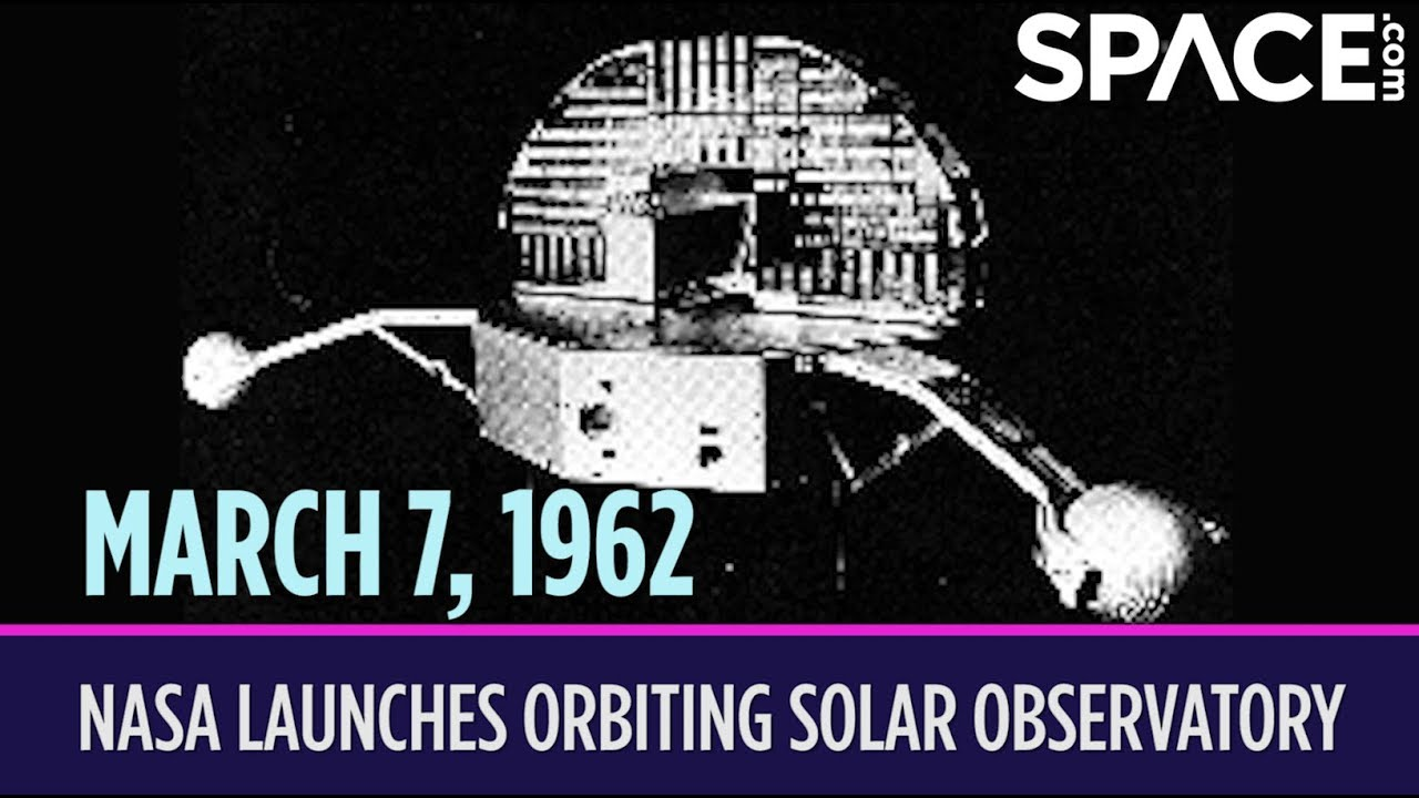 OTD in Space – March 7: NASA Launches Orbiting Solar Observatory