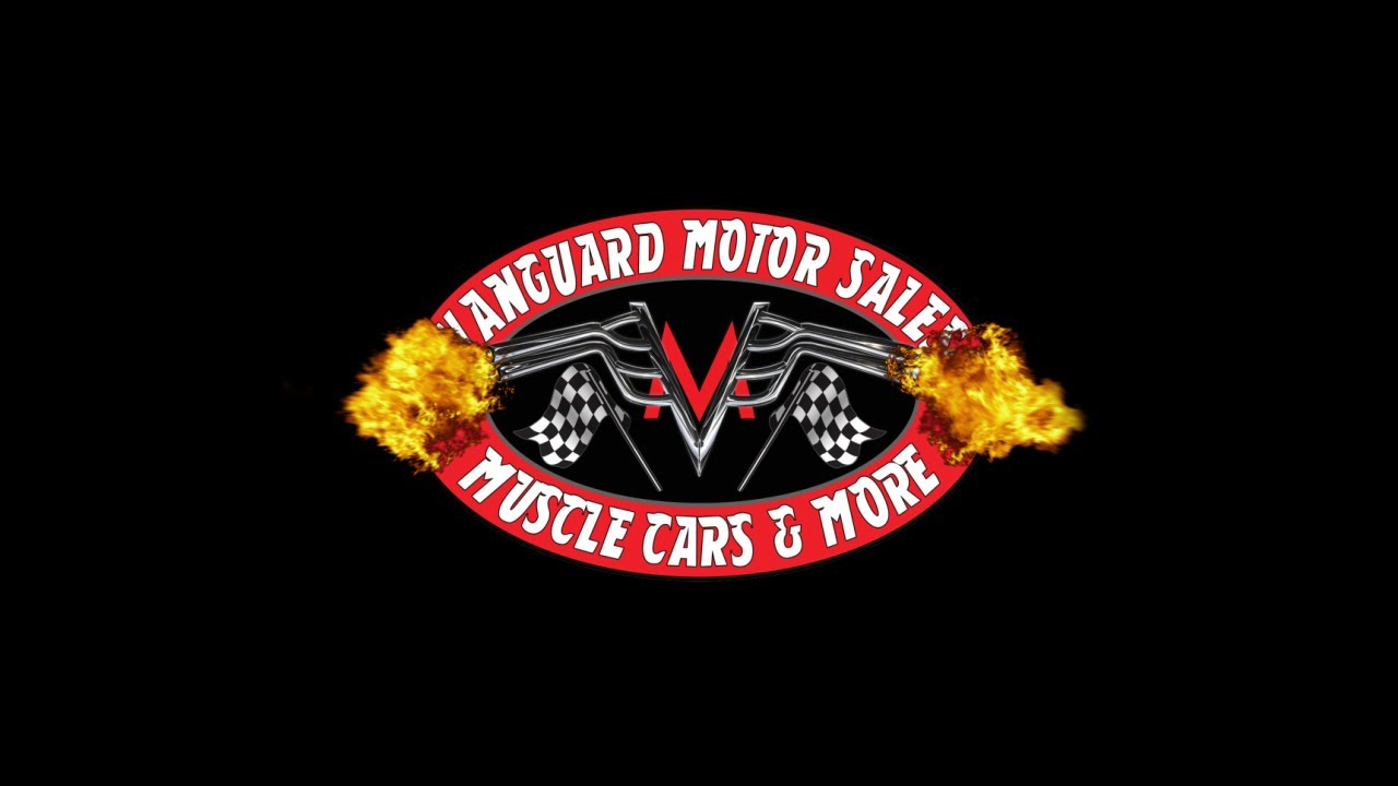 Muscle cars in the motor city welcome to vanguard motor for Motor city auto sales